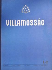 Bálint Gábor - Villamosság 1957. április-május [antikvár]