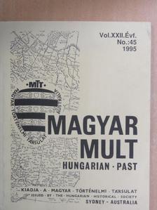 Bakay Kornél - Magyar mult - Hungarian past 1995/45 [antikvár]