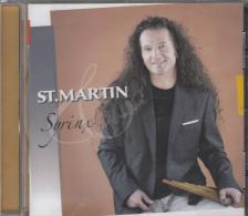 SYRINX CD ST.MARTIN