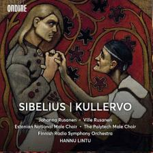 SIBELIUS - KULLERVO SACD V. & J.RUSANEN