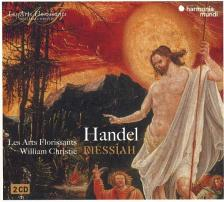 Handel - MESSIAH 2CD CHRISTIE