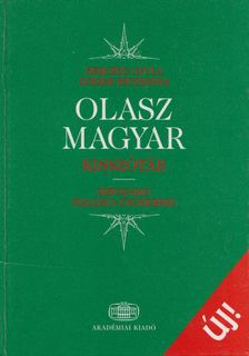Herczeg Gyula, Juhász Zsuzsanna - Olasz-magyar kisszótár [antikvár]