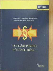 Cserba Lajos - Polgári perjog különös rész [antikvár]