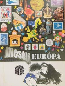 Krizsán György - Mesélő Európa [antikvár]