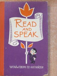 Arthur Conan Doyle - Read and Speak [antikvár]