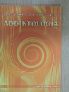 Alex Wodak - Addiktológia 2007/1. [antikvár]