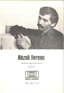 Fodor Péter - Hézső Ferenc festőművész kiállítása [antikvár]