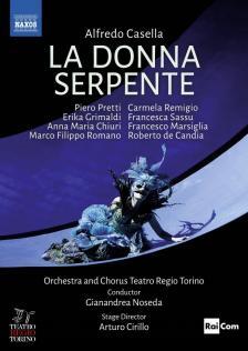 CASELLA - LA DONNA SERPENTE DVD PIERO PRETTI, CARMELA REMIGIO, ERIKA GRIMALDI