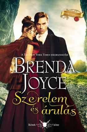 Brenda Joyce - Szerelem és árulás [eKönyv: epub, mobi]