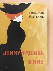 Theodor Fontane - Jenny Treibel/Stine [antikvár]