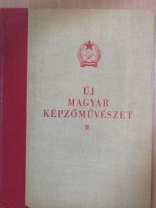 Borsos Miklós - Új magyar képzőművészet II. [antikvár]