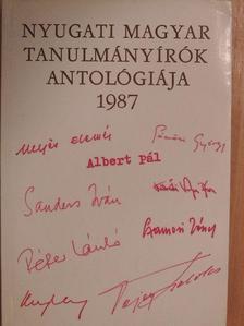 Albert Pál - Nyugati magyar tanulmányírók antológiája 1987 [antikvár]