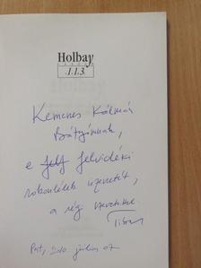Holbay László - 113 vers (dedikált példány) [antikvár]