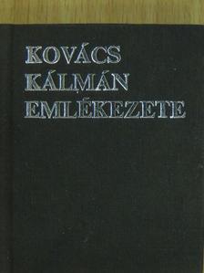Orosz István - Kovács Kálmán emlékezete (minikönyv) (számozott) [antikvár]