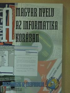 Angelusz Róbert - A magyar nyelv az informatika korában [antikvár]
