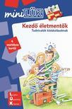 LDI261 - Kezdő életmentők - Tudnivalók kisiskolásoknak - miniLÜK