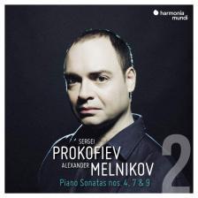PROKOFIEV - PIANO SONATAS VOL.2. CD MELNIKOV