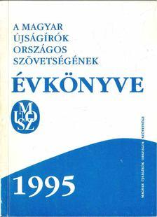 Simányi József dr. (szerk.) - MÚOSZ Évkönyv 1995 [antikvár]