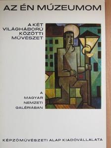 Borbély László - A két világháború közötti művészet [antikvár]