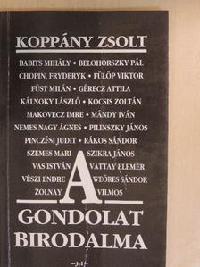 Koppány Zsolt - A gondolat birodalma [antikvár]