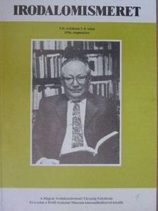 Ács Anna - Irodalomismeret 1996/3-4. [antikvár]