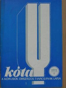 Dr. Valentin Kálmán - Kóta 1975/1. [antikvár]