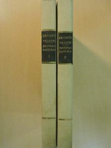 Charlotte Brontë - Villette/Henry Hastings kapitány I-II. [antikvár]
