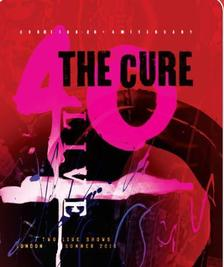 THE CURE - CURAETION 25 - ANNIVERSARY - 2 DVD