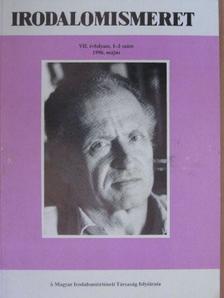Baksa Péter - Irodalomismeret 1996/1-2. [antikvár]
