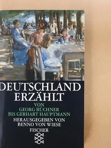 Georg Büchner - Deutschland Erzählt [antikvár]