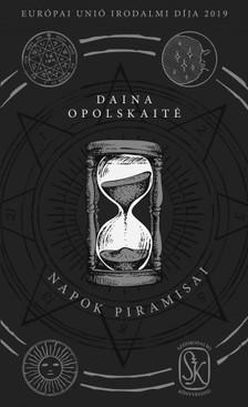 Daina Opolskaité - Napok piramisai [eKönyv: epub, mobi]