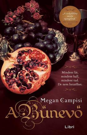 Campisi, Megan - A bűnevő