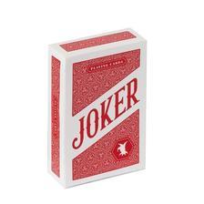 Joker ÚJ - Szimpla römi kártya, piros
