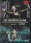 HANDEL, VIVALDI, RAMEAU, CAMPRA, LECLAIR - THE ENCHANTED ISLAND DVD CHRISTIE, NIESE, DIDONATO, DANIELS, DOMINGO, PISARONI