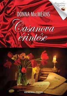Donna MacMeans - Casanova érintése [eKönyv: epub, mobi]