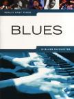 BLUES. REALLY EASY PIANO, 19 BLUES FAVOURITES
