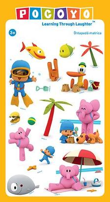 Zinkia Entertainment - Pocoyo matricacsomag - Nyár