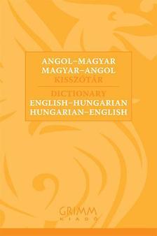 MOZSÁRNÉ - P. MÁRKUS KATALIN - Angol-magyar, Magyar-angol kisszótár - Javított kiadás