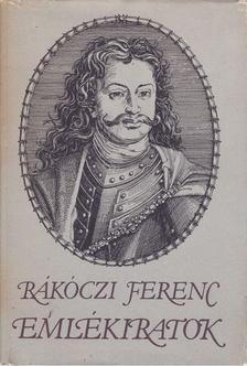 Rákóczi Ferenc - Emlékiratok [antikvár]