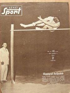 Bajnai Teréz - Képes Sport 1961. október 3. [antikvár]