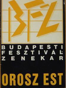 Mikusi Balázs - Budapesti Fesztiválzenekar - Orosz est [antikvár]