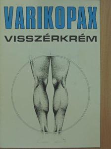 Büki Attila - Varikopax visszérkrém [antikvár]