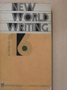 Diana Butler - New World Writing 16. [antikvár]