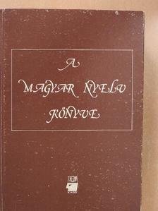 Albertné Herbszt Mária - A magyar nyelv könyve [antikvár]