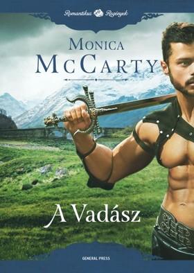 Monica McCarty - A Vadász [eKönyv: epub, mobi]