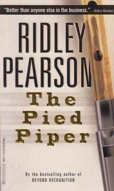 Ridley Pearson - The Pied Piper [antikvár]