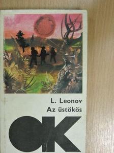 Leonyid Leonov - Az üstökös [antikvár]