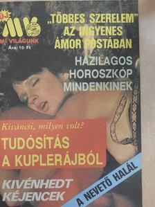 Bukovits Klára - Új Mi Világunk 1989/7. [antikvár]