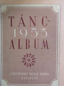 Dalos László - Táncalbum 1953. [antikvár]