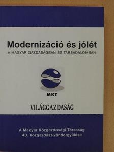 Antal László - Modernizáció és jólét a magyar gazdaságban és társadalomban [antikvár]